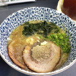 ときん - つけ麺のツユ