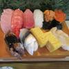 和可奈 寿し - 料理写真:「特上にぎり」(巻物以外)
