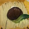 ハンブルグ - 料理写真:栗の (*´ω`*) モンブラン