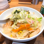 108315646 - 野菜たっぷり食べるスープ