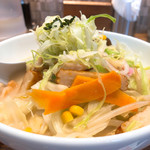 108315647 - 野菜たっぷり食べるスープ