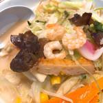 108315648 - 野菜たっぷり食べるスープ