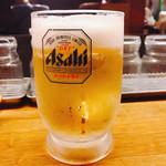 堂の浦 - (^_^)/□ 初めて徳島県で飲むビール