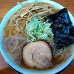 ラーメン金子 - 料理写真:中華そば小650円