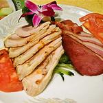 Chinhaishin - 前菜2種盛り合わせ