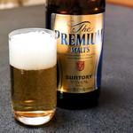 古泉閣 - 瓶ビール