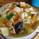 川平飯店 - いつ食べても、安定のうまさ