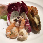タントチッタ - 前菜