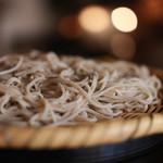 手打ち蕎麦くくり - 料理写真:十割蕎麦☆