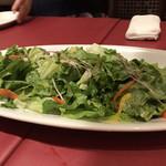 銀座ワイン食堂 パパミラノ - サラダ