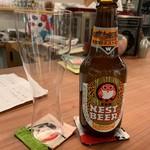 本と酒 安西コーブンドー - ビール
