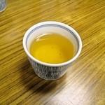 家族庵 - お茶