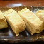 亀ちゃん - 出汁巻玉子(300円)