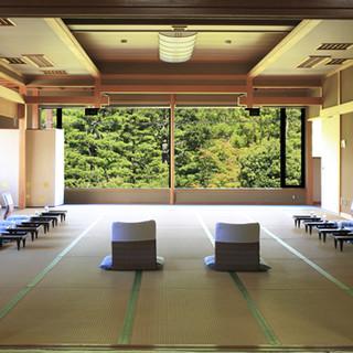 庭園個室の座敷(20~30名様)