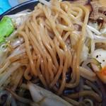 武士道 - 麺アップ