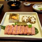 料亭 金鍋 - 料理写真:牛鍋5000円