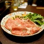 料亭 金鍋 - すき焼き5000円