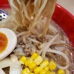 札幌海老麺舎 - 濃厚札幌味噌ラーメン