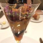 レストラン ル ボヌール - 前菜2:雲丹のカクテル
