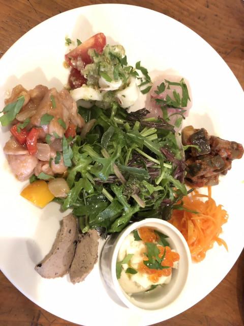 Restaurant Osamiの料理の写真