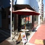 つきじ川食堂ひさ野 - 外観