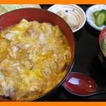 月み亭 - 親子丼
