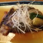 ござる - おまかせ定食の煮魚