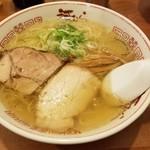 河むら - 塩ラーメン(700円)