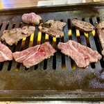 立川焼肉屋台 ミートパンチ -