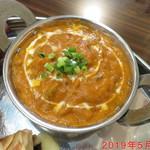 マヤ・キッチン - 野菜カレー