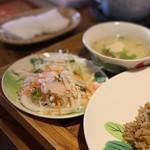 Nettaishokudou - ヤムへとスープ