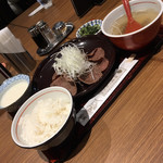 伊達の牛たん本舗 - 通定食('19/05/25)