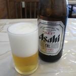 108365748 - 瓶ビール(アサヒスーパードライ)