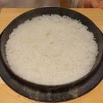 味享 - お食事の土鍋ご飯