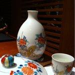 佐賀牛 季楽 銀座  - 佐賀の日本酒