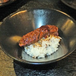 焼肉牛ヒレ - ミニ牛ヒレ丼