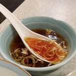 宝明楼 - 中華スープ
