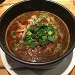 蒼龍唐玉堂 - 黒胡麻坦々麺(880円)