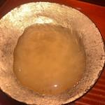 祇園 にしかわ - ゆず酒