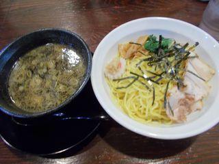 麺や 秀佳 - 長岡生姜醤油つけ麺