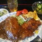 きくやレストラン - 料理写真:カツカレー 850円