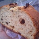 プチミロ - レーズンとホワイトチョコのパン(正式名忘れました)
