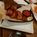 彩食酒蔵 おうか - 若鶏ジューシー唐揚げ&スパイシーポテト&こだわりのだし巻き玉子