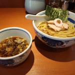たけちゃんにぼしらーめん - 料理写真:つけ麺 ※麺大盛り