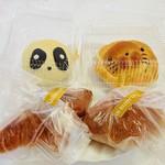 パン・リゾッタ - パン詰めは最高級ですw パンに対する愛情を感じますw