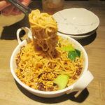 168バル - 汁なし担々麺