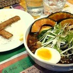 10839905 - 野菜&野菜ライス白米