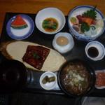 一心亭 石水 - 料理写真:石水定食