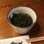 藤吉郎 - ひじき麺