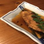 藤吉郎 - ヒラメの煮付け